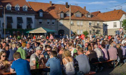 Weinfest des FC Eibelstadt