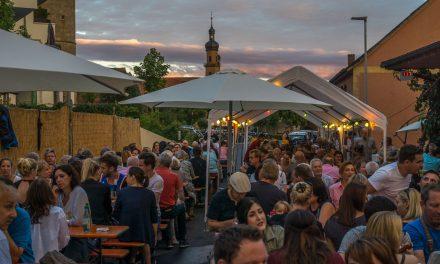 Hoffest im Weingut Leininger