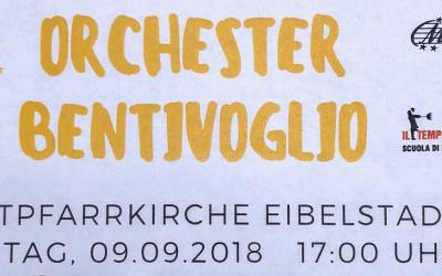 Das Kammerorchester Bentivoglio aus Italien zu Gast in Eibelstadt