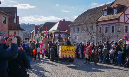 Helau in Eibelstadt