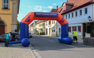 iWelt-Firmenlauf Eibelstadt 2018