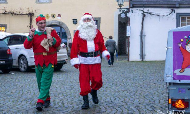 Clown Muck und der Weihnachtsmann