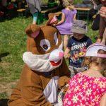 Der Clown Muck und die Suche nach den Eiern