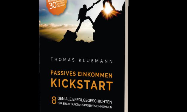 Kickstart – Passives Einkommen
