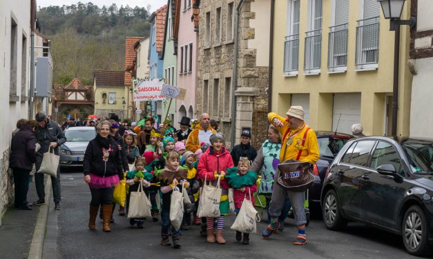 Fasching in Eibelstadt